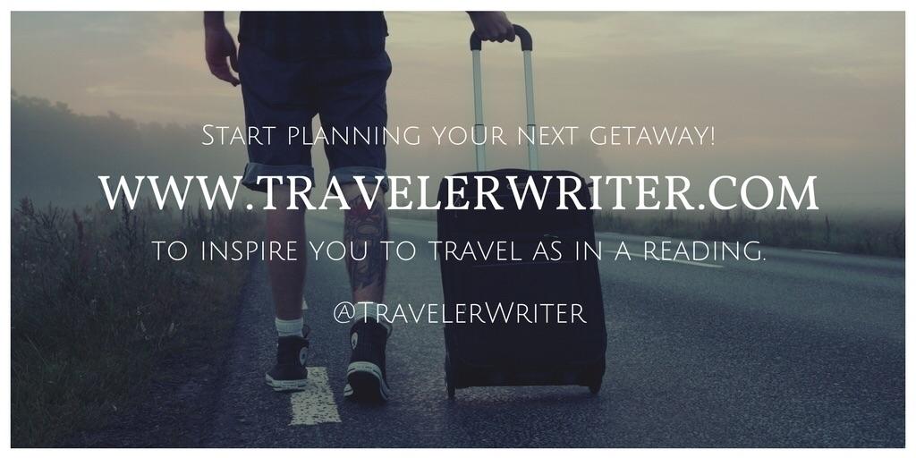 Traveler Writer (@travelerwriter) Cover Image
