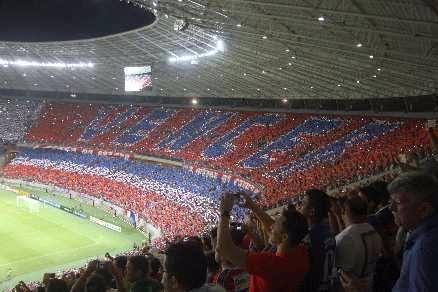 Fortaleza esporte Clube (@fortalezaoficial) Cover Image