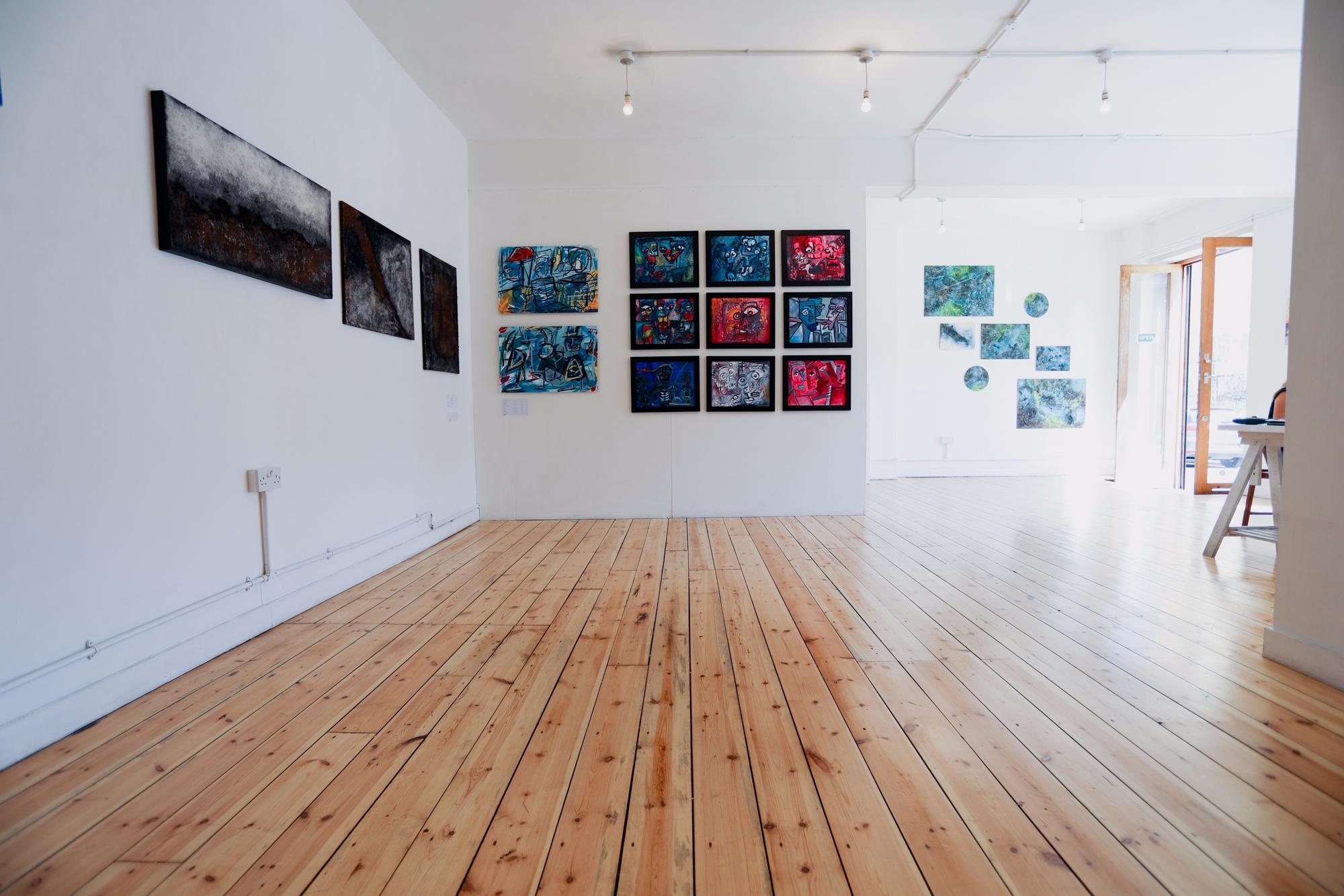 The Brick Lane Gallery (@bricklanegallery) Cover Image