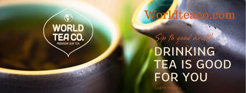 World Tea Company (@worldteaco) Cover Image