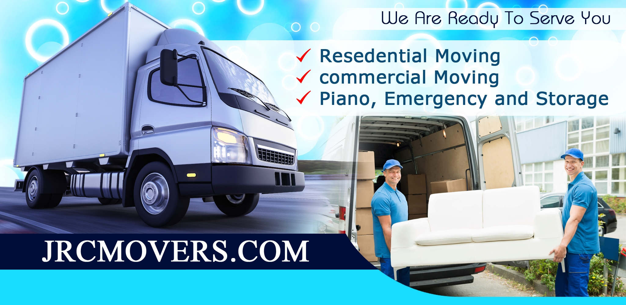 JRC Movers (@jerrycrawley) Cover Image