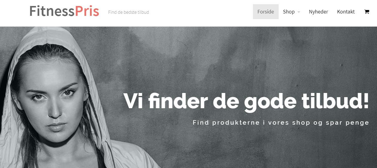 Fitness-pris.dk (@fitness-prisdk) Cover Image