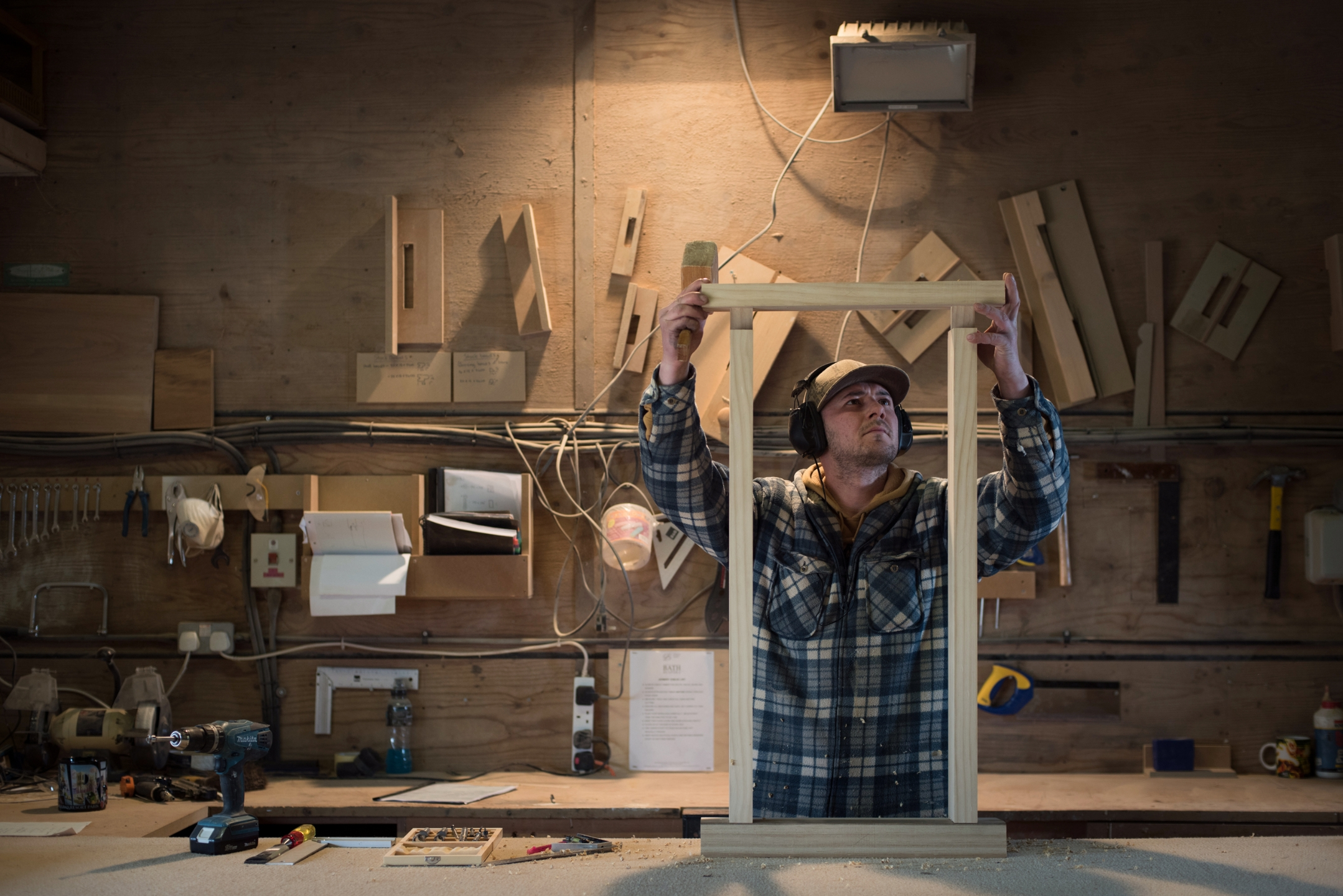 The Woodworkers of Ello (@ellowoodwork) Cover Image