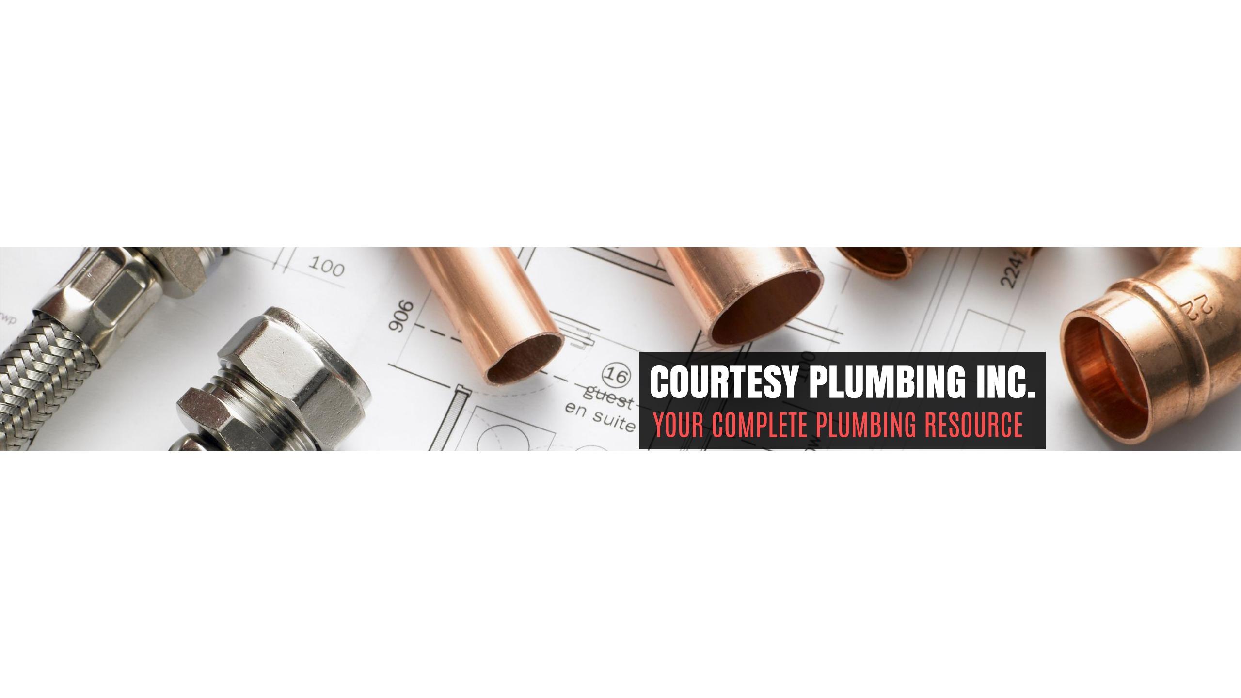 Courtesy Plumbing Inc. (@courtesyplumbing) Cover Image