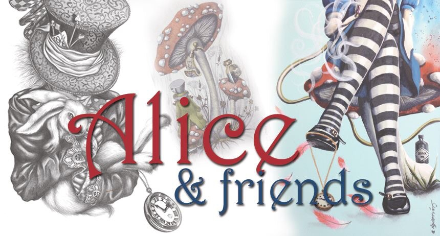 (@aliceandfriends) Cover Image