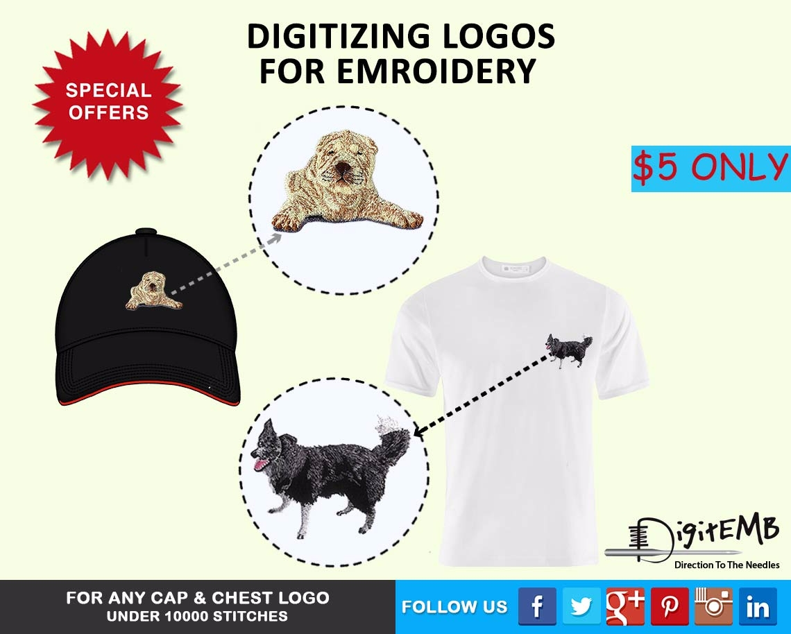 Digitizing Logo For embroidery (@digitizinglogoforembroidery) Cover Image