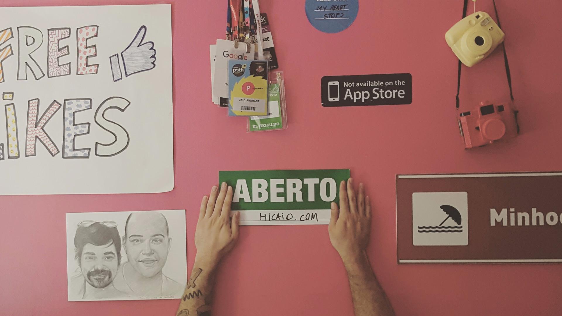 Caio Andrade (@hicaioandrade) Cover Image