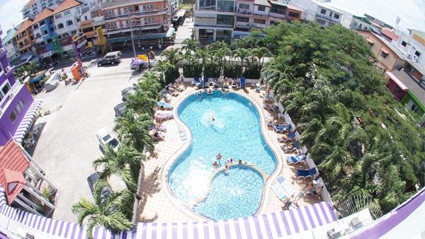 Pattaya Hotel Thailand (@lovepattayathailand) Cover Image
