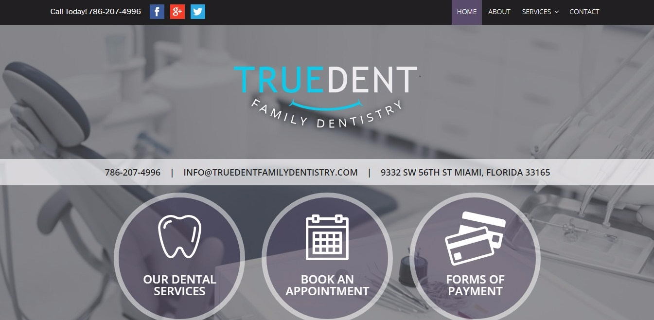 Truedent Family Dentistry   (@truedentdentistry) Cover Image