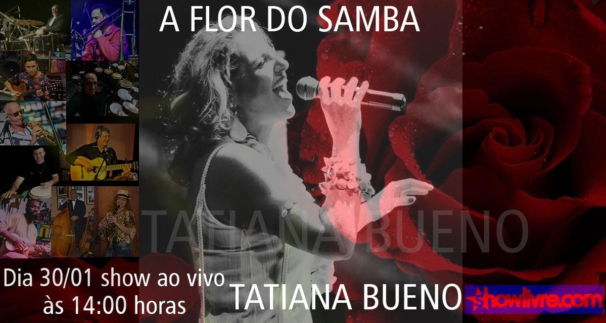 Tatiana Bueno (@aflordosamba) Cover Image