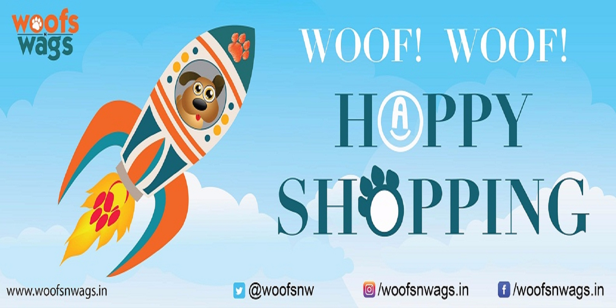 Woofsnwags.in (@woofsnwags) Cover Image
