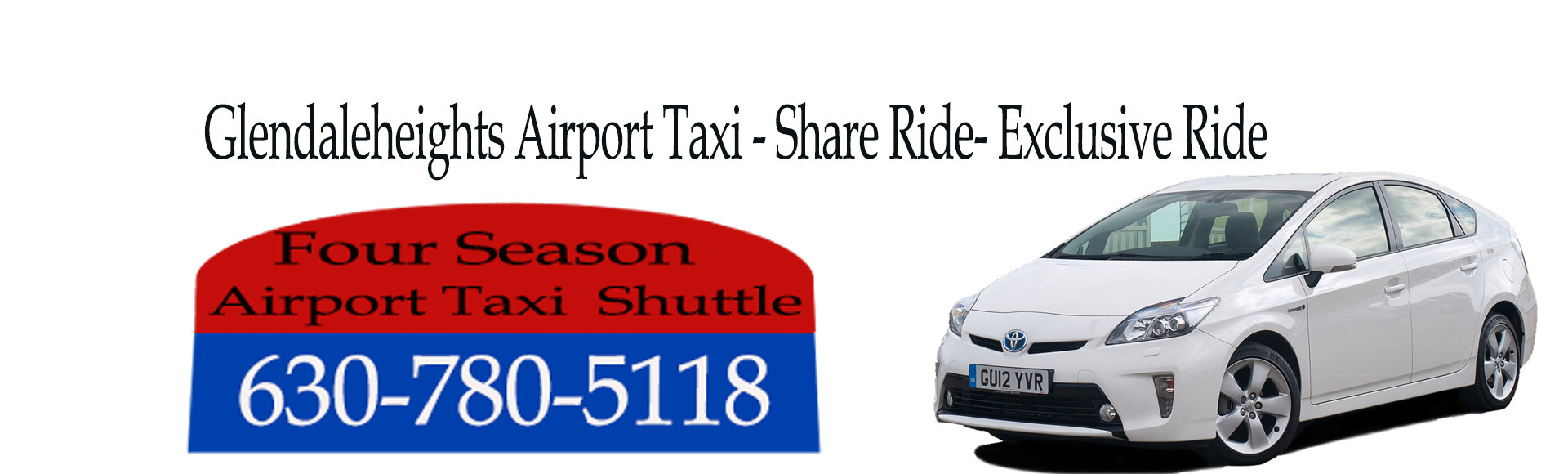 Glendale Heights Taxi - Four Seasons Airport Taxi (@fourseasontaxi) Cover Image