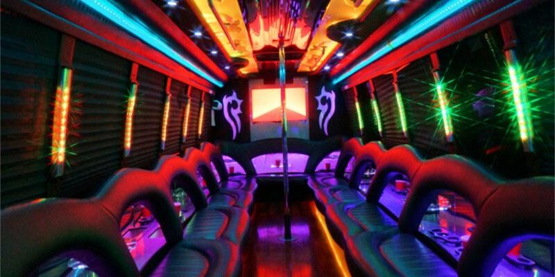 DC Party Bus Rental (@dclimobusrental) Cover Image