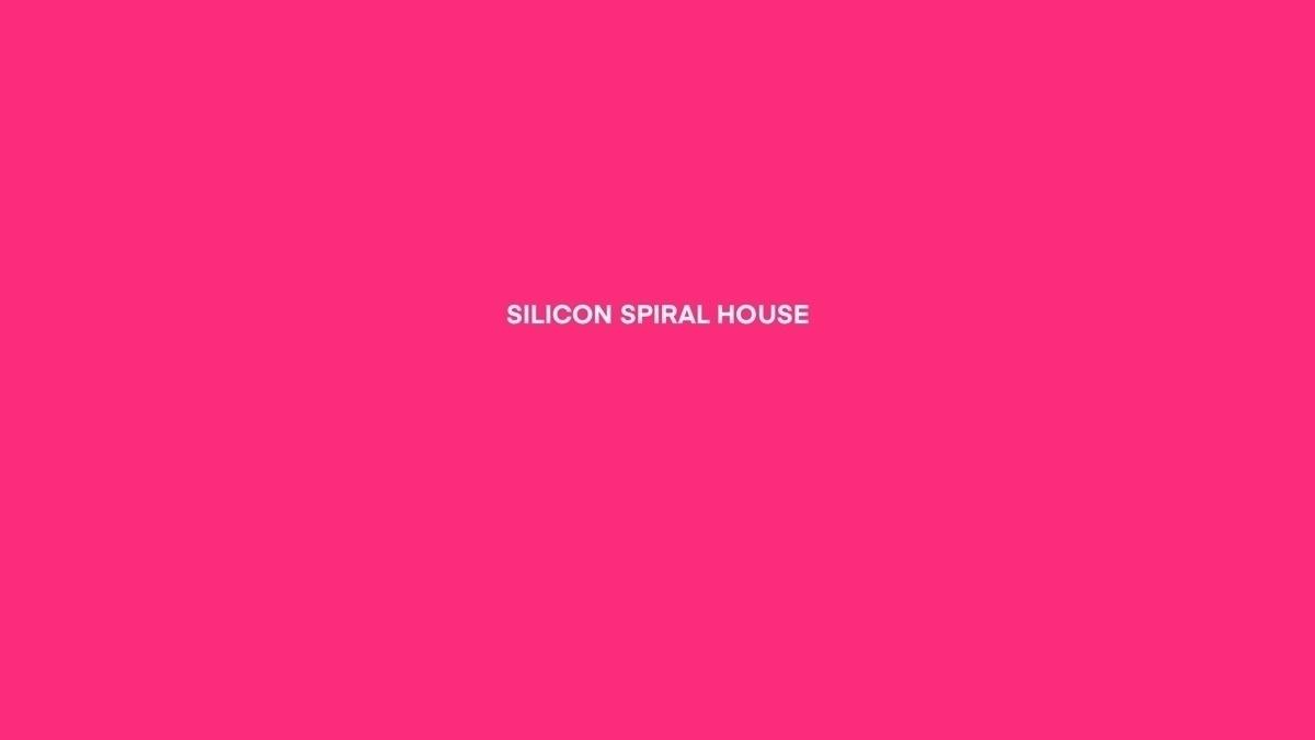 Silicon Spiral House (@teariki) Cover Image