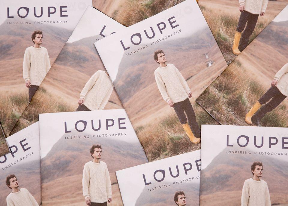Loupe Magazine (@loupemagazine) Cover Image