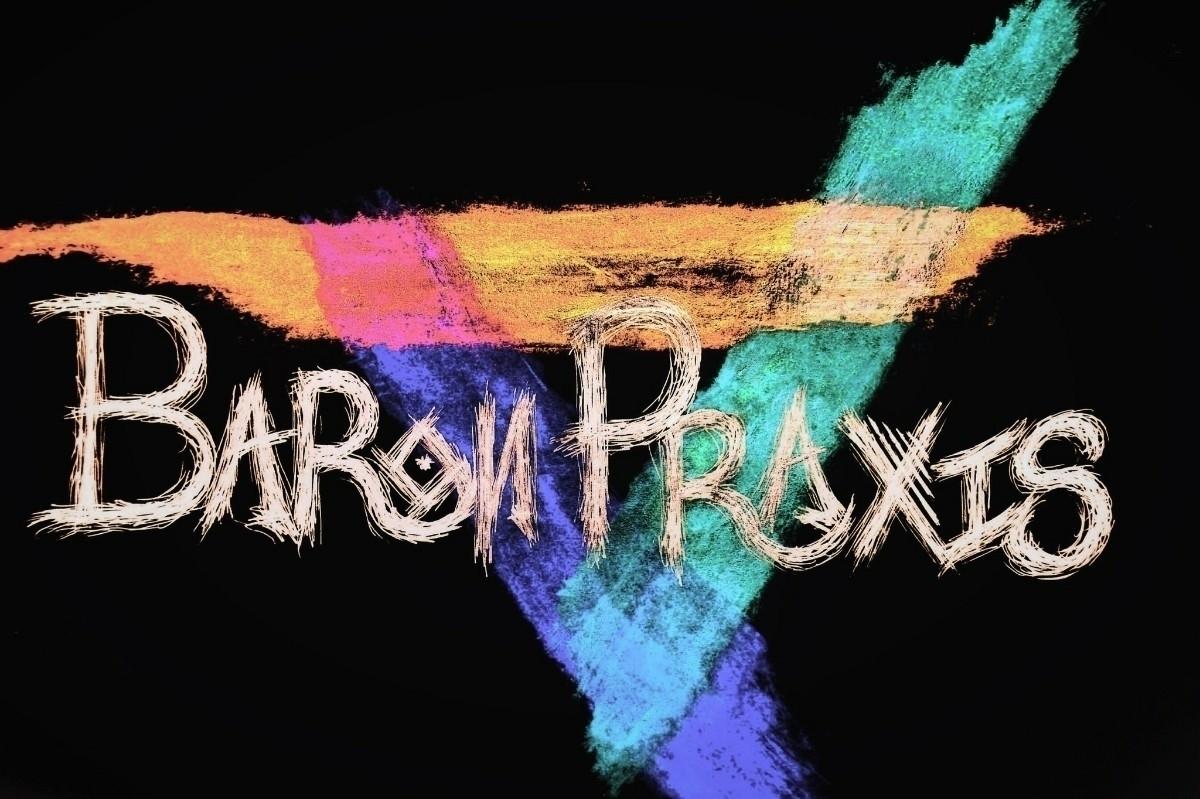 Baron Praxis (@baronpraxis) Cover Image