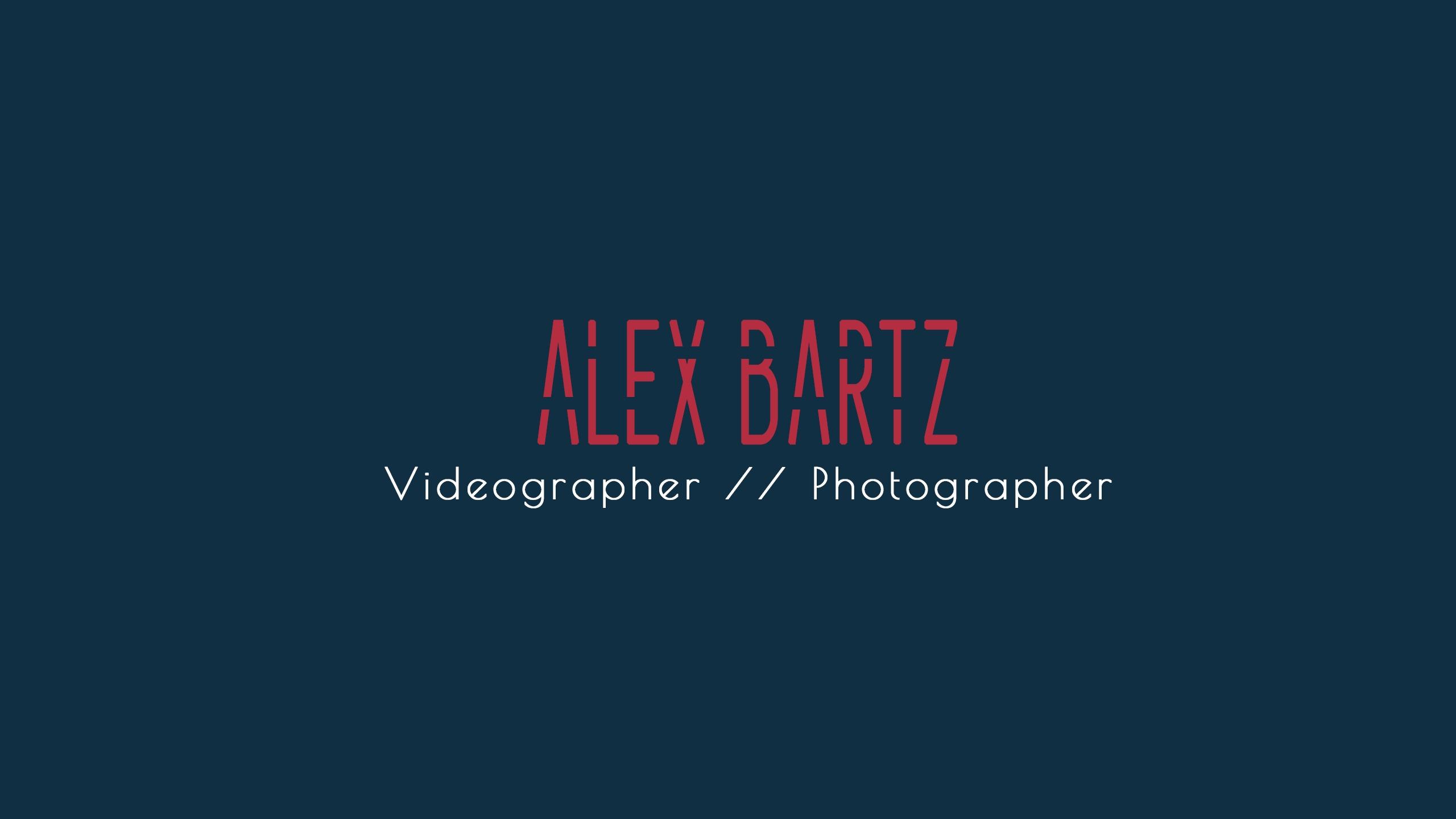 Alex Bartz (@alexfilmpro) Cover Image