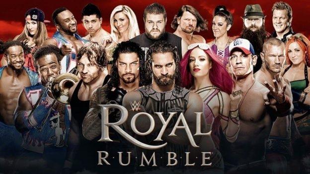 royalrumblewwe (@royalrumblewwe) Cover Image