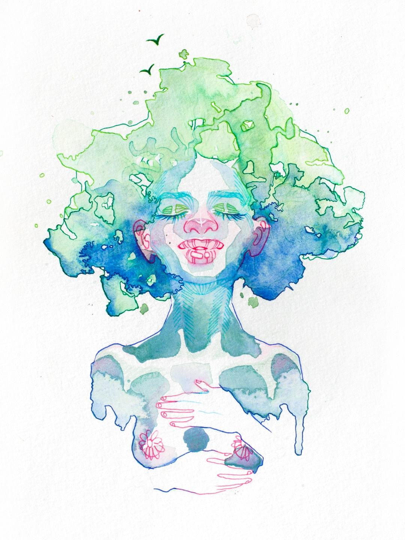 stephanieMONTY (@stephaniemonty_art) Cover Image