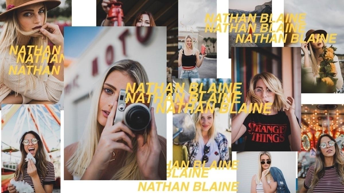 NATHAN BLAINE (@nathanblaine) Cover Image