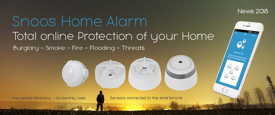 Snoos Home Alarm (@snooshomealarm) Cover Image