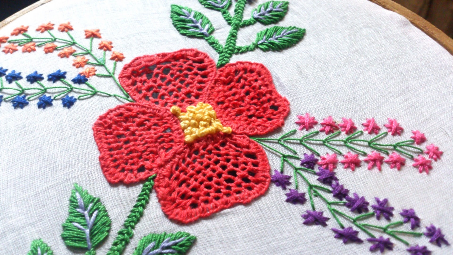 What Is Embroidery (@whatisembroidery) Cover Image