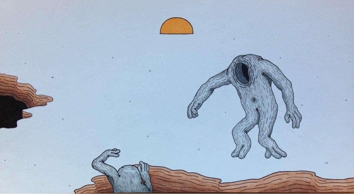 Strange Holes (@strangeholes) Cover Image