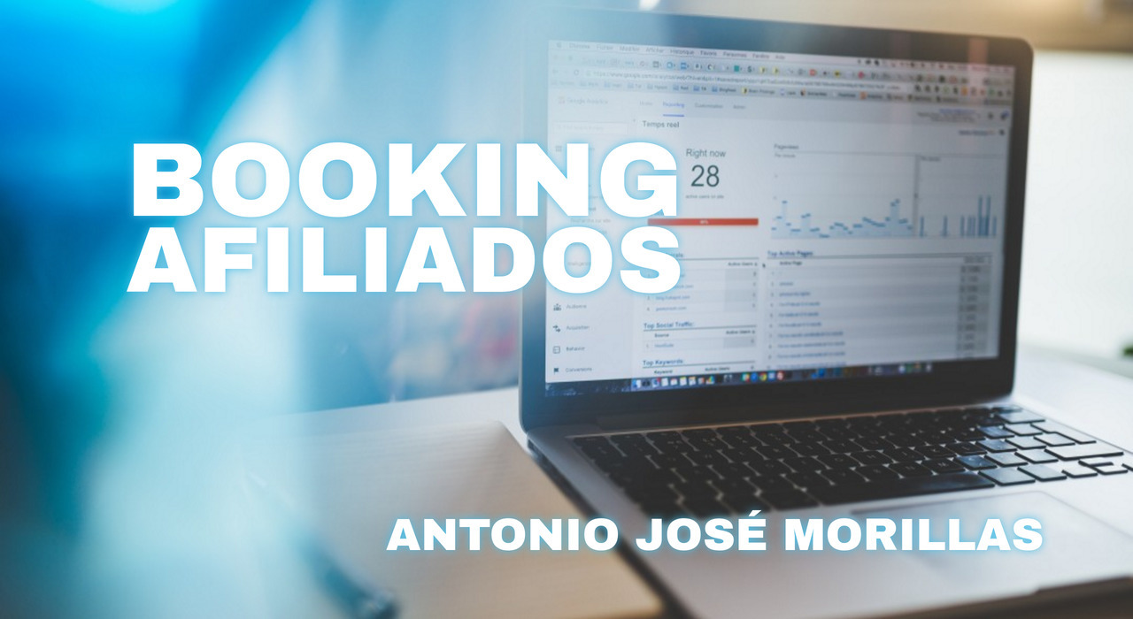 Antonio José Morillas (@afiliados-booking) Cover Image