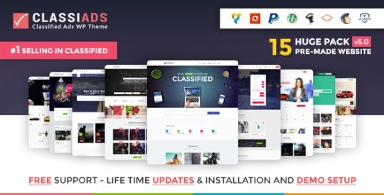 (@best_classified_wordpress_theme) Cover Image