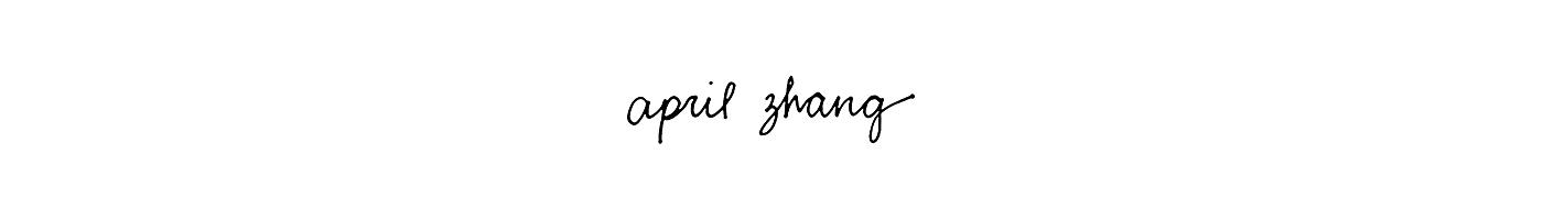 april zhang (@apezhang) Cover Image