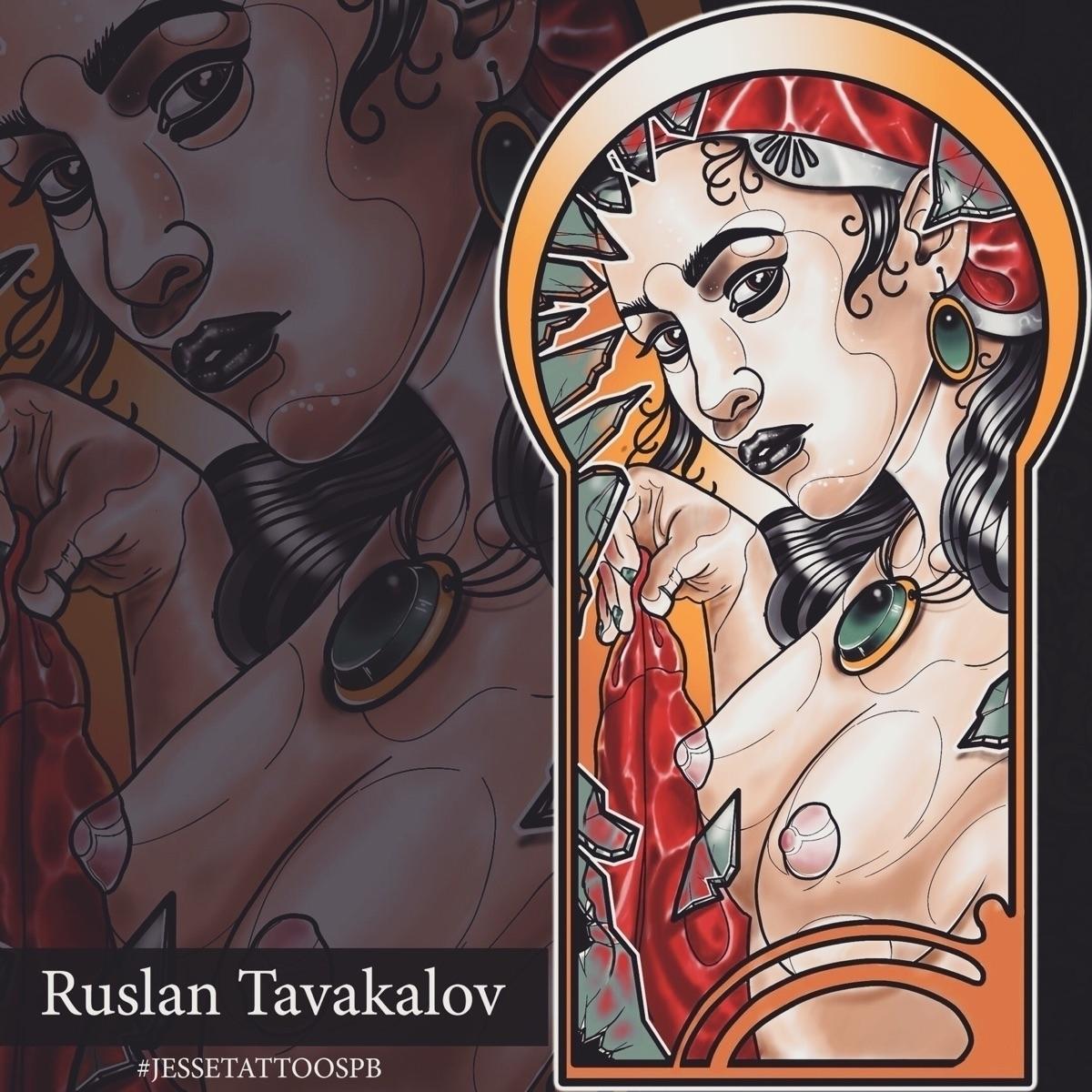 Ruslan Tavakalov (@jessetattoospb) Cover Image