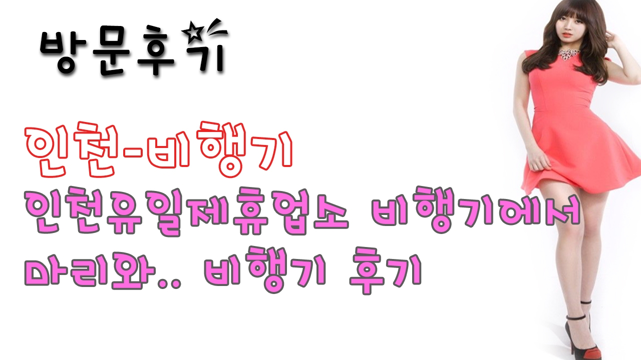 인천비행기 (@incheonbihaenggi) Cover Image