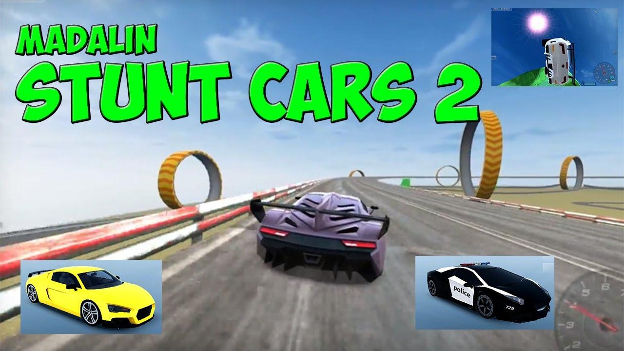 Madalin Stunt Cars 2 (@madalinstuntcars2) Cover Image
