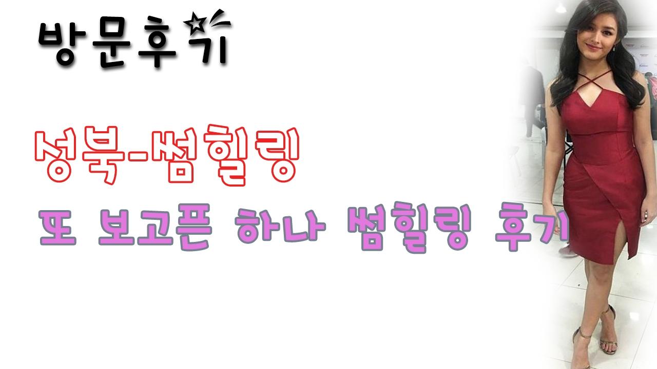 성북썸힐링 (@seongbugsseomhilling) Cover Image