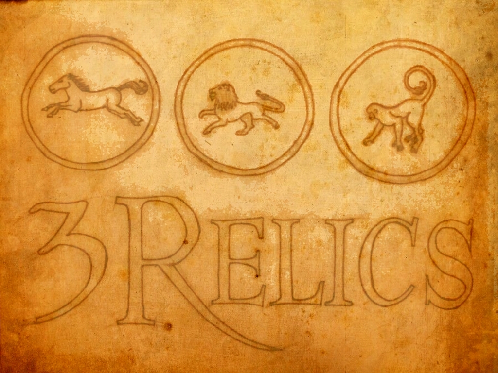 R (@3relics) Cover Image