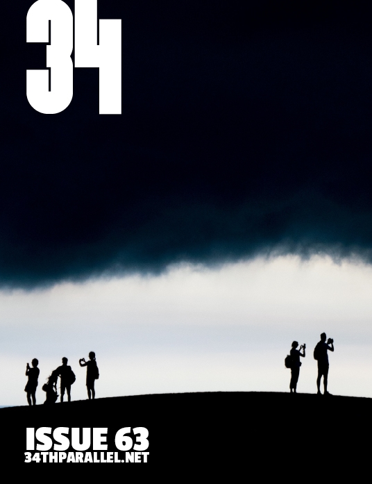 34MAG (@34thparallelmag) Cover Image