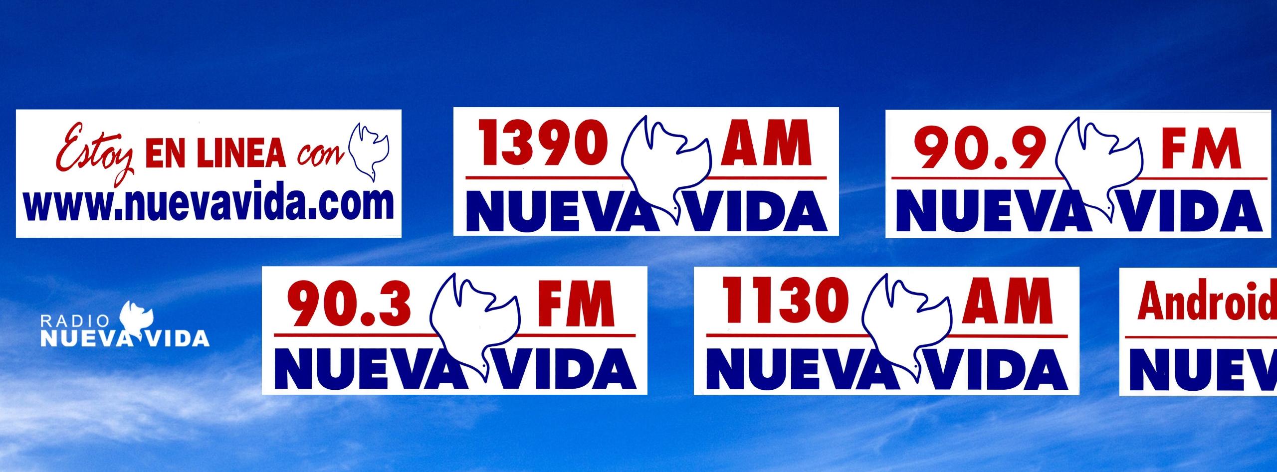 Radio Nueva Vida (@radionuevavida) Cover Image