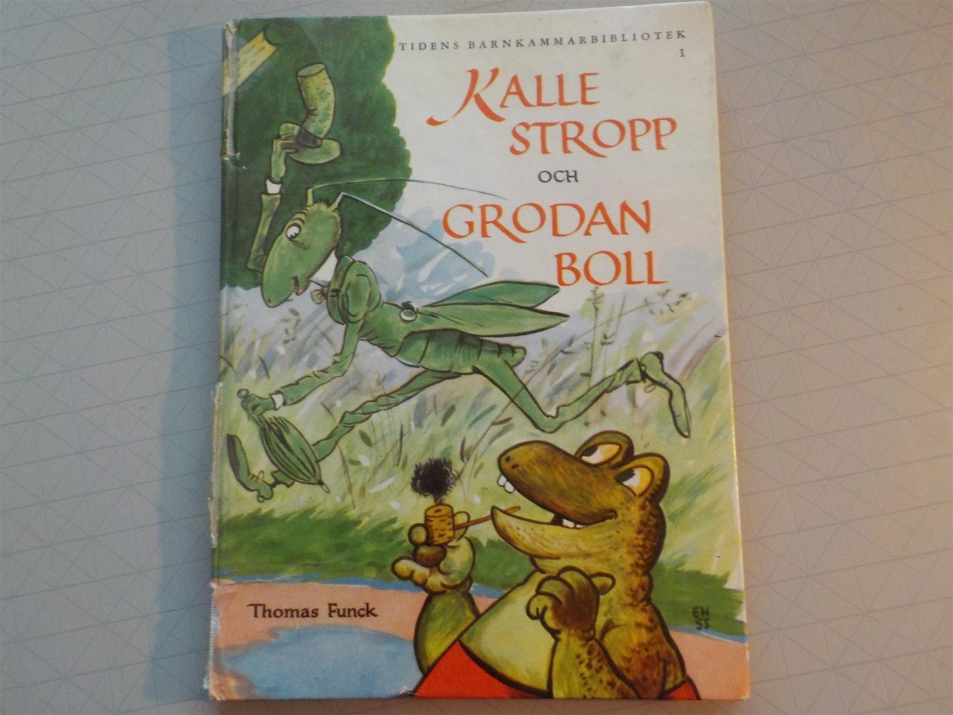 Kalle Stropp, Grodan Boll och deras vänner (@papfranck) Cover Image