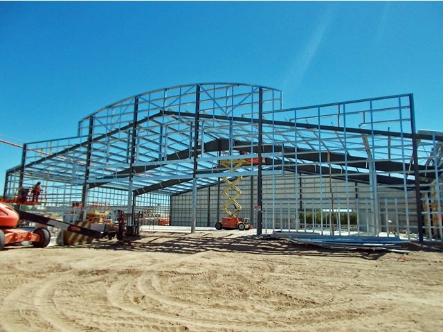 Commercial Steel Buildings (@commercialsteelbuildings) Cover Image