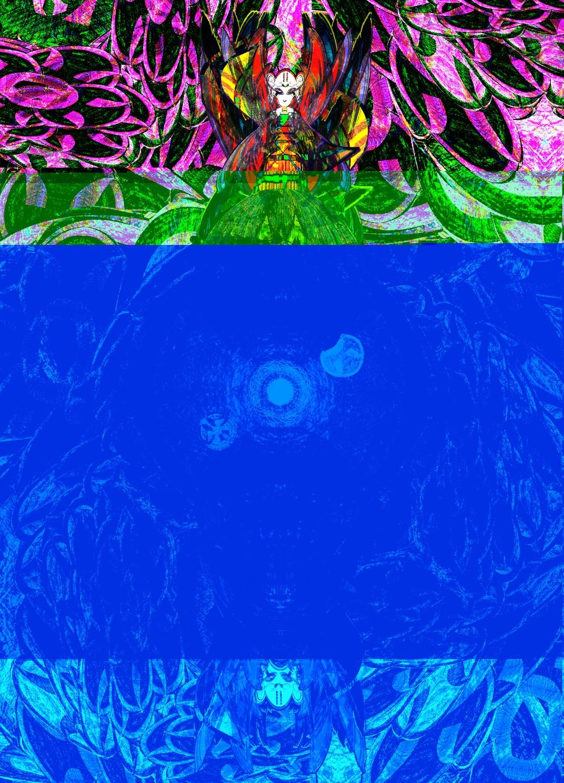 Dan A. Bolling (The Drunk Godjudged Alper (@solace_n_art) Cover Image