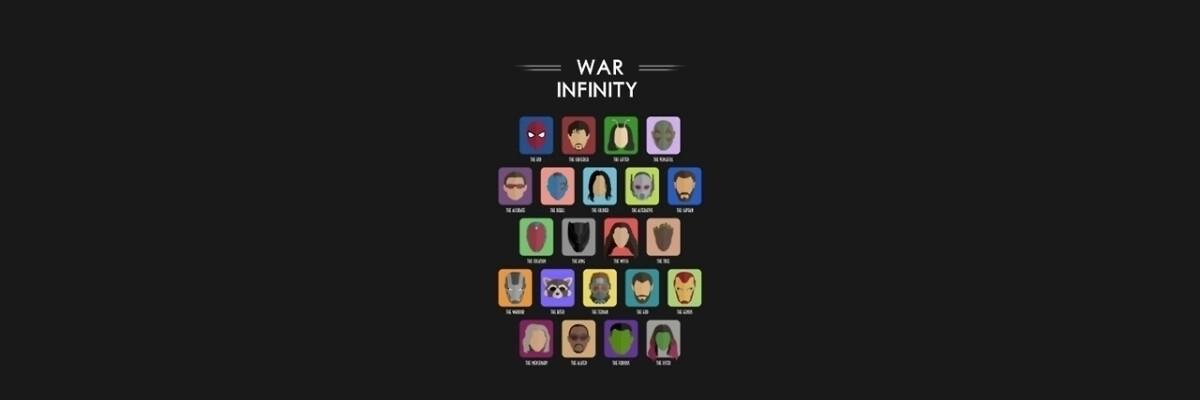 julie (@infinitystrange) Cover Image