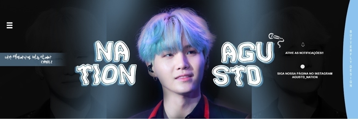 Nation AgustD 🎤 (@_agustdnation) Cover Image