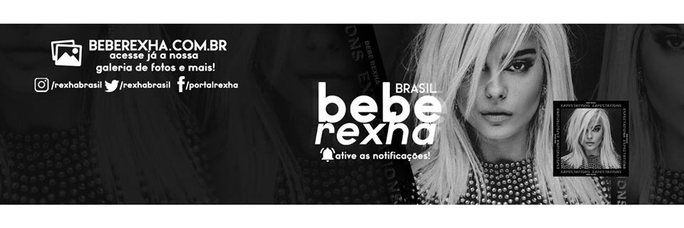 Bebe Rexha Brasil (@rexhabrasil) Cover Image