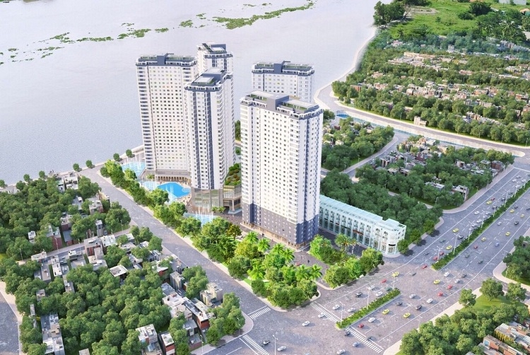 Căn hộ Sài Gòn Riverside City (@riversidesaigon) Cover Image