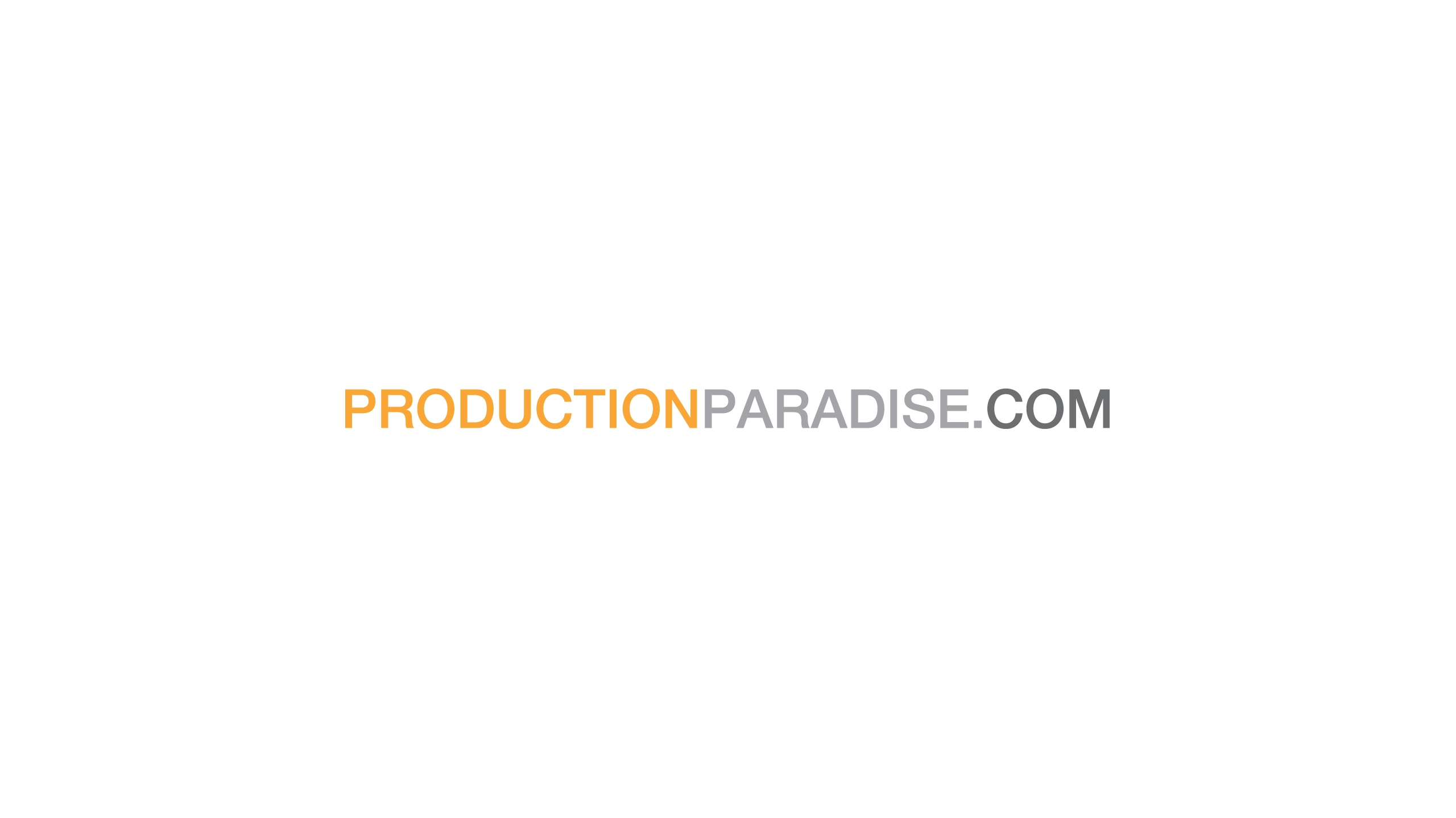 Production Paradise (@prodparadise) Cover Image