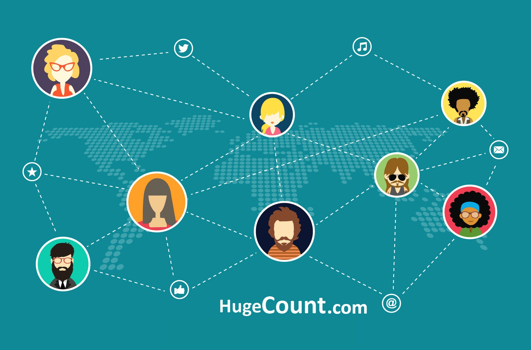 Hugecount (@hugecount) Cover Image