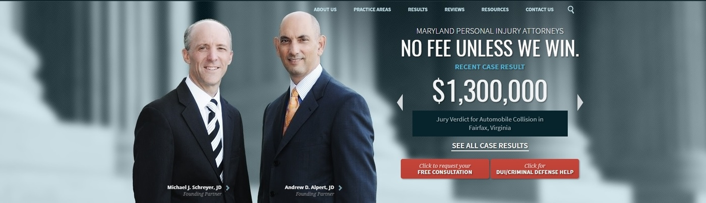 Alpert Schreyer, LLC (@alpertschreyerbowie) Cover Image