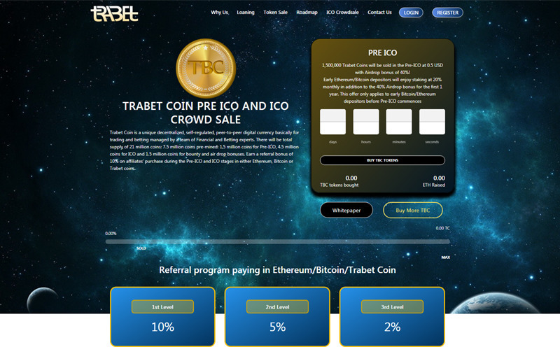trabetcoin (@trabetcoin) Cover Image