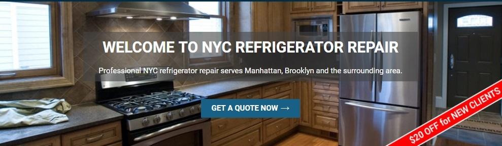Refrigerator Repair NYC (@repairservice) Cover Image