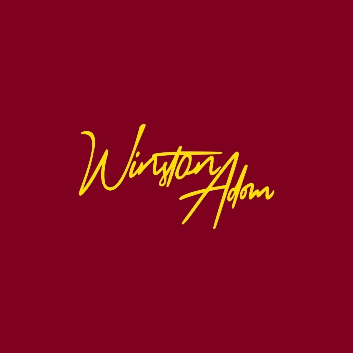 Winston Osei Adom (@weezyonmars) Cover Image